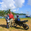 Now that was fun. I know I will have to do this ride again, maybe I will combine it with a circumnavigation of the country, Oh Yeah!  Tom and Heidi Junkans - Dominican Republic Motorcycle Adventures 2011' -