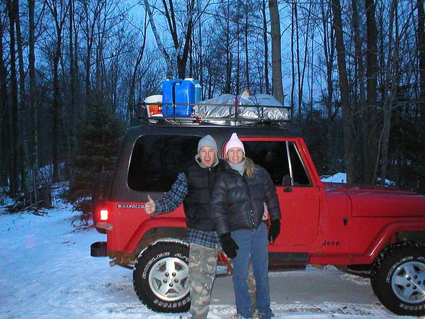 Mexico Jeep Adventure Report 05'